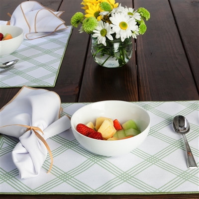 Lattice Placemat