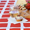 Bold Gingham Tablecloth