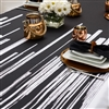 Fluid Brushstroke Tablecloth