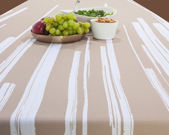 Perfect BottleCloth | Eco-Friendly Tablecloths, Placemats, Runners and Napkins VS56